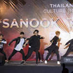 2015 Cultural ODA Project in Thailand