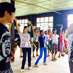 2014 Cultural ODA Project in Myanmar