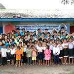 2013 Cultural ODA Project in Laos