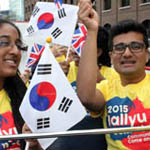 2015 Hallyu Community Com-On Project in Britain