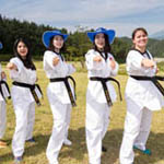The 2nd Outllookie - Tae Kwon Do Exploring event